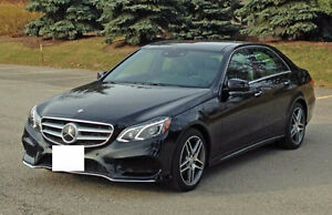 Unique Opportunity, Lease Takeover- 2016 Mercedes E-Class Diesel
