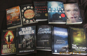 Thriller lot of pocketbooks -check these out Gatineau Ottawa / Gatineau Area image 1