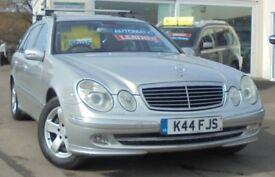 2004 MERCEDES BENZ E CLASS E220 CDI Avantgarde Tip Auto