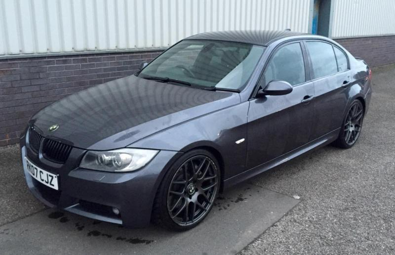 BMW I M SPORT SALOON N TWIN TURBO MANUAL PETROL - 07 bmw 335i twin turbo