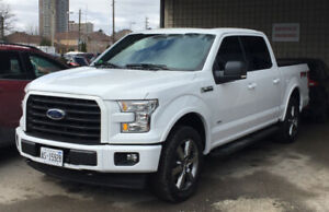 LEASE TAKEOVER - 2017 Ford F-150 XLT