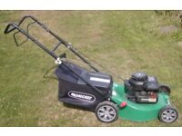 Qualcast Petrol Rotary Lawnmower