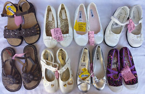 Older Girls Size 2, 3, 4 Shoes & Boots & Sandals & Sneaker etc.. London Ontario image 4