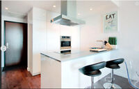 Luxury 3 1/2 condo at the old port, excellent location