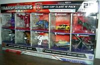 TRANSFORMERS UNIVERSE MINI-CON CLASS 10 PACK *NEW & SEALED*