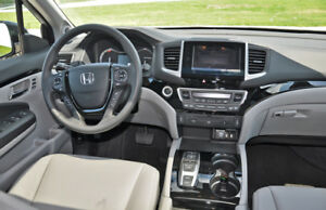 Honda Pilot 2016, Fully loaded Touring  Trim