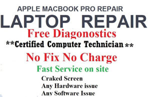 ★★ COMPUTER REPAIR ★★ BY CERTIFIED EXPERIENCED TEC ★★SAME  DAY