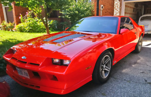 1984 Camaro - must see - open to offers