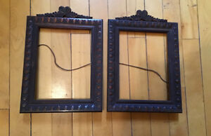 Pair of Antique Picture Frames.