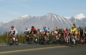 Looking to join Haines to Haines bike race team