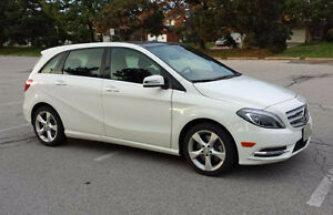 2014 Mercedes-Benz B-Class B250 Sports Tourer Turbo Hatchback