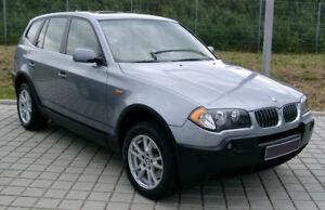 2006 BMW X3 3.0i AWD-PANORAMA SUNROOF-HEATED LEATHER-VERY CLEAN