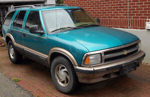 1997 Chevrolet Blazer 4x4 Other