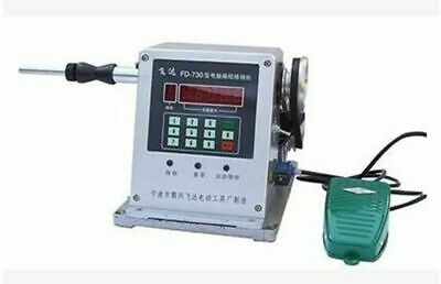 Computer Controlled Coil Transformer Winder Winding Machine 0.03-0.8mm 220v Only