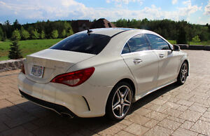 2016 Mercedes-Benz CLA250 4MATIC- Lease Takeover