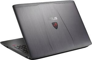 NEUF Gaming Laptop ASUS ROG ★ Core i7 16GB GTX960