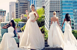 Silk Ball Gown style wedding dress