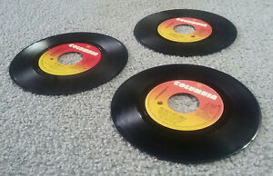 Loverboy - Lot Of (3) 45's
