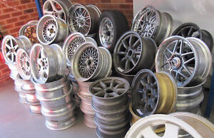 WE BUY USED TIRES & AUTO PARTS