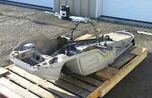 Skidoo ZX Chassis For Sale or Parts Cambridge Kitchener Area image 1