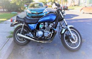 1981 KZ 750 LTD