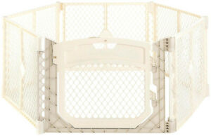 North States Superyard Ultimate Play-yard (ivory colour)