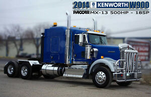 2014 KENWORTH W900B ***HEAVY SPEC***