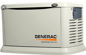 Fully Automatic Generators Installed!