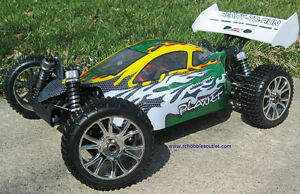 New HSP Planet Brushless Electric RC Buggy /Car Peterborough Peterborough Area image 1