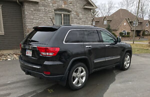 2013 Jeep Grand Cherokee Overland for sale