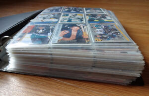 600+ Hockey Cards for $30