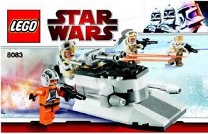 Lego Star Wars Holt Battle pack - 8083