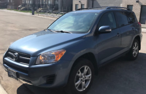 2012 Rav4-Very Clean, Sunroof-Blue tooth, in Excellent Condition