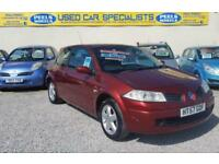 """44,000"" 2008 (57) Renault Megane 1.6 VVT ( 111bhp ) Extreme * IDEAL FAMILY CAR"