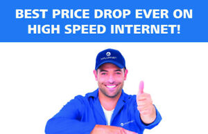 High Speed Internet in Miramichi for only $39.99 /month!