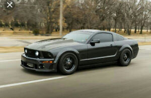 Looking for 2005-2009 Mustang aftermarket parts!