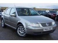 VOLKSWAGEN BORA 1.6 PETROL HIGHLINE 4D AUTOMATIC **CHEAP PART EX TO CLEAR**