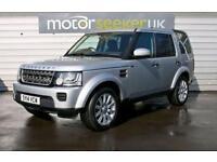 2014 Land Rover Discovery 3.0 SDV6 GS 5dr Auto new shape faclift 15 model yea...