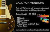 CALLING ALL VENDORS AND VOLUNTEERS