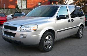 2006 Chevrolet Uplander**very clean**LOW MILEAGE 101000 KM