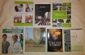 Selling NURSING and ELECTIVE Textbooks