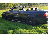 BMW 318CL Convertible not e90 M3 330d 320d civic