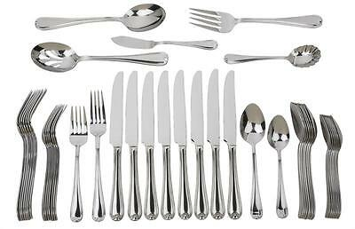 another reed u0026 barton product worth mention is flora as shown in the photo below originally a fine sterling silver pattern flora boasts an elegant ornate - Stainless Steel Flatware