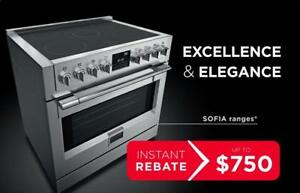 https://aniks.ca/ Fulgor Milano Sophia Professional Kitchen Package Packages Enjoy The Savings