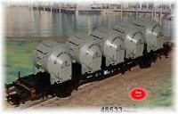 Märklin 48533- Vagón Transporte Contenedores Lbgjs 598. Nuevo En Emb. Orig. -  - ebay.es