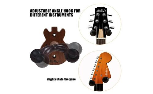 Guitar Wall Mount Hook Hanger - Guitar Stand Accessories for Acoustic