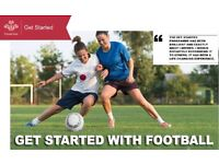 Free Football Coaching Programme - Gain FA level 1 coaching qualification (Aged 16-25)
