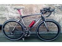 Trek Madone Superbike Dura Ace Tune Zipp 404 Titanium Road bike Medium £5k