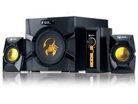 Genius GX Gaming Speaker System