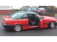 BREAKING BMW 323I M SPORT CONVERTIBLE (318,320,328,325,COUPE,TOURING,COMPACT)